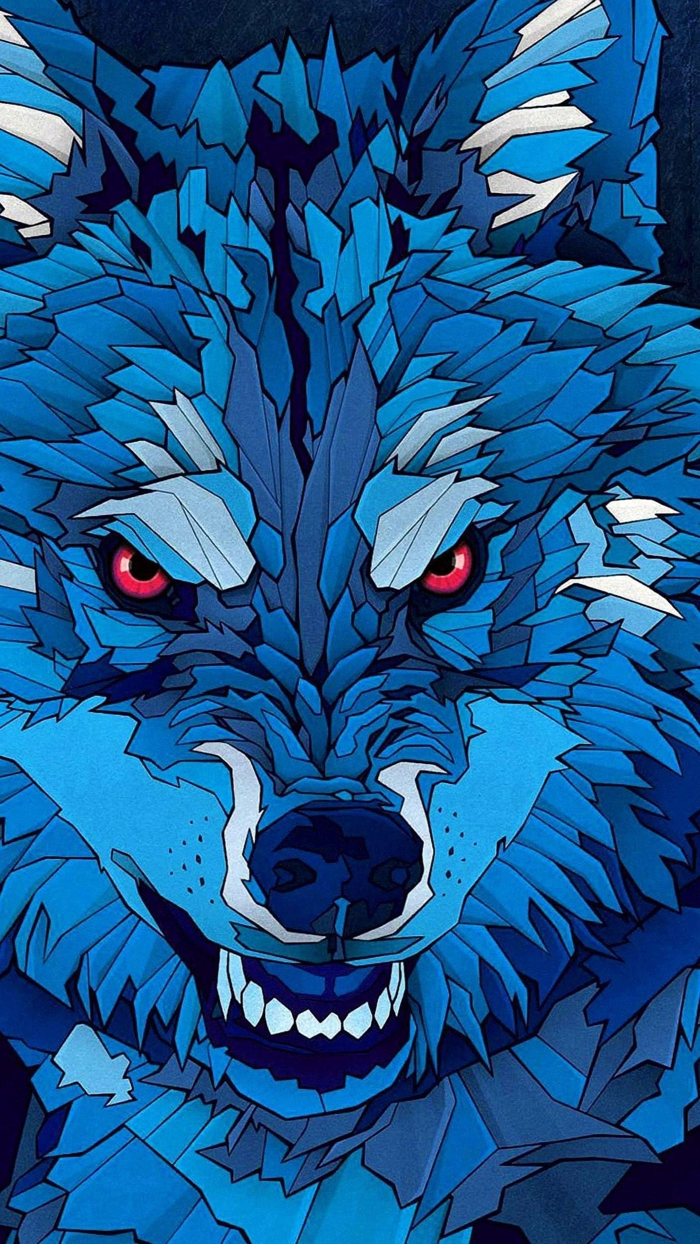 Wolf Wallpapers 1440x2560