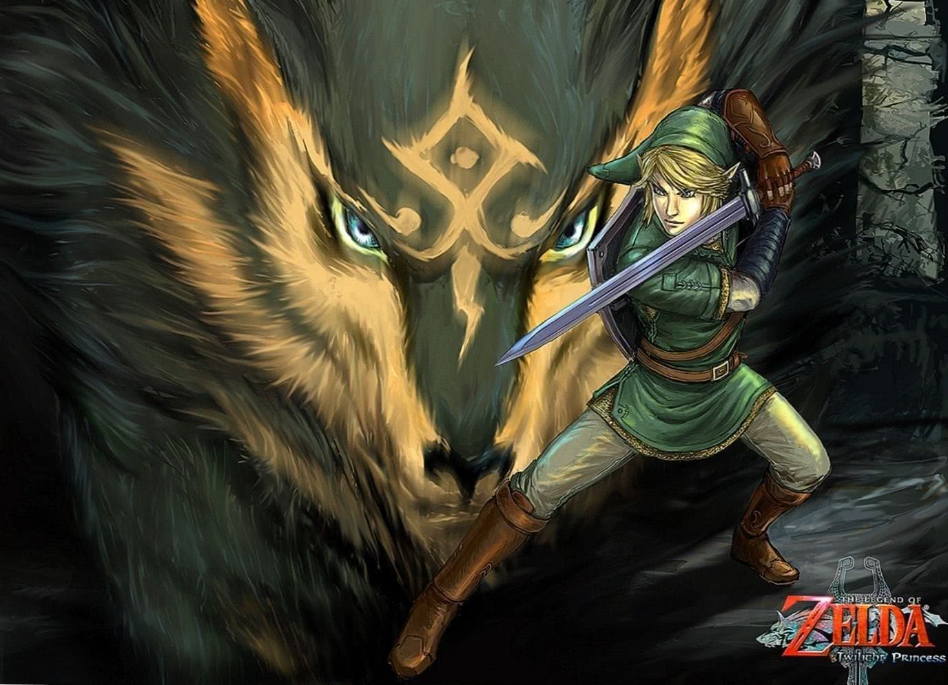 Wolf Link Wallpapers HD