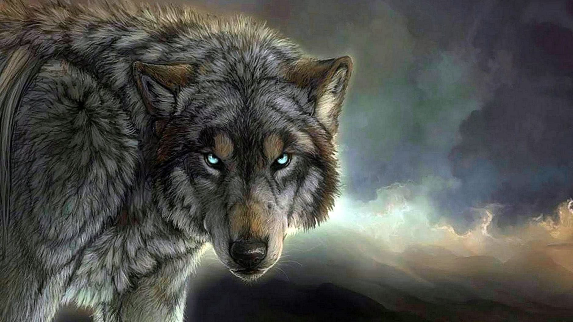 Wolf Live Wallpaper Windows 10