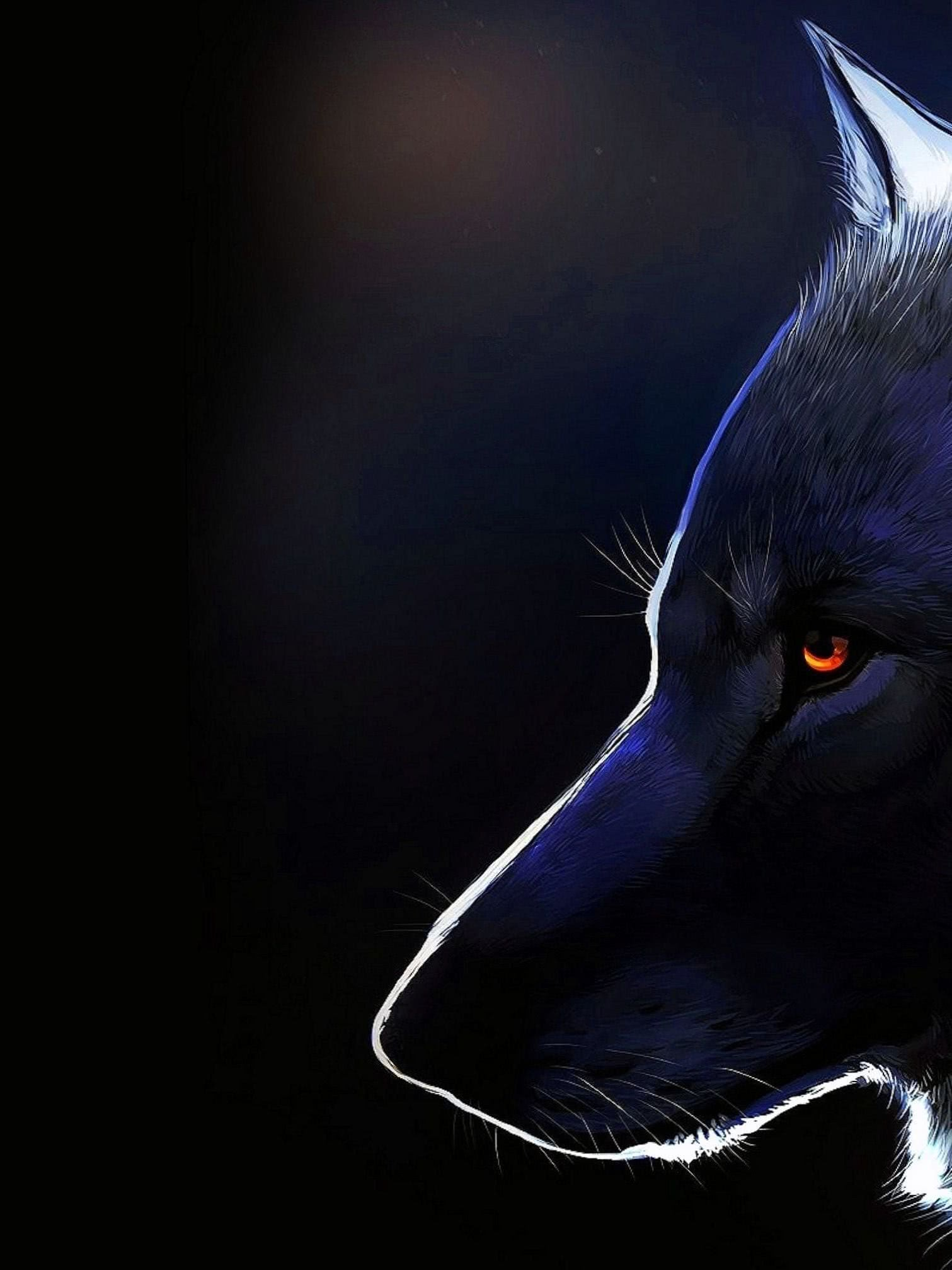 Lone Wolf Wallpapers HD Celular