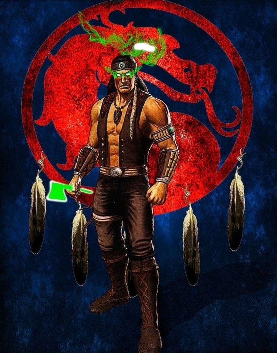 Mortal Kombat Nightwolf Wallpaper