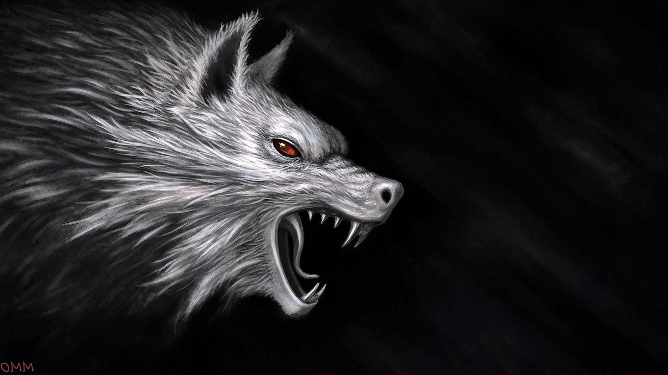 Wolf Head HD Wallpapers