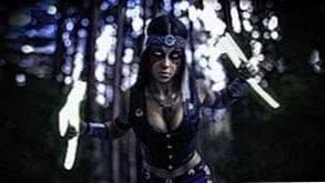 Nightwolf Mortal Kombat Wallpapers