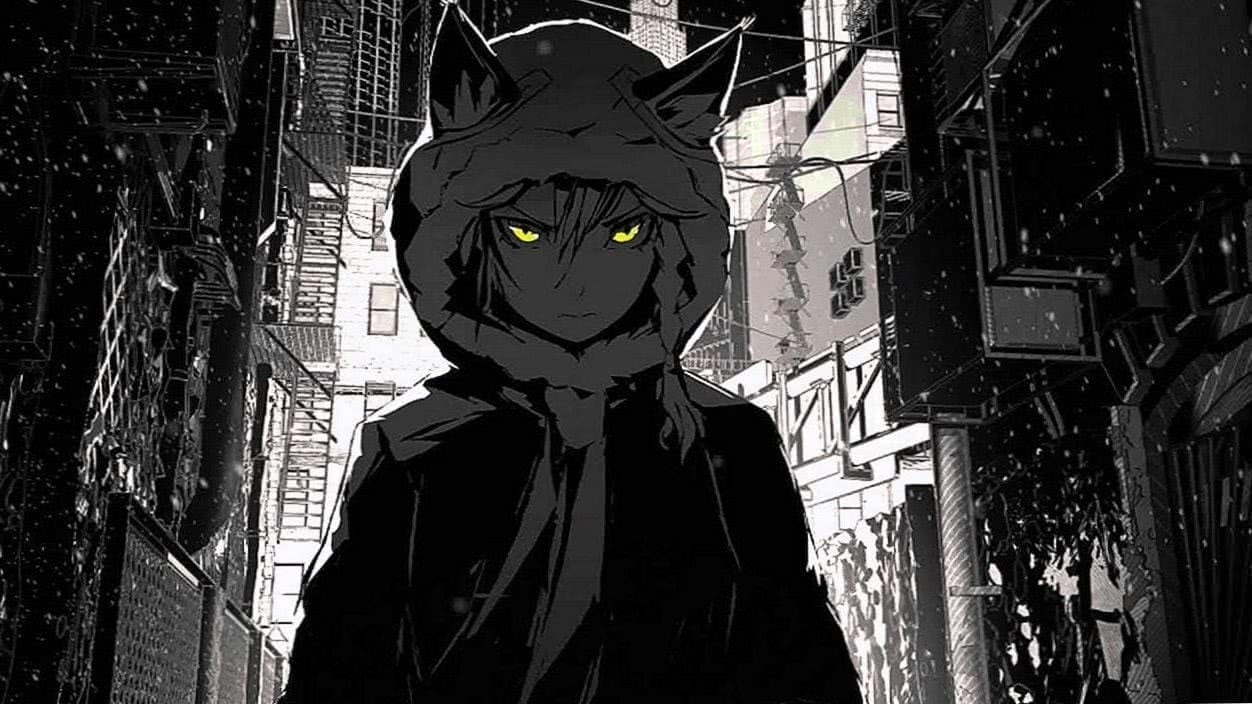 Wolf Boy Anime Wallpaper