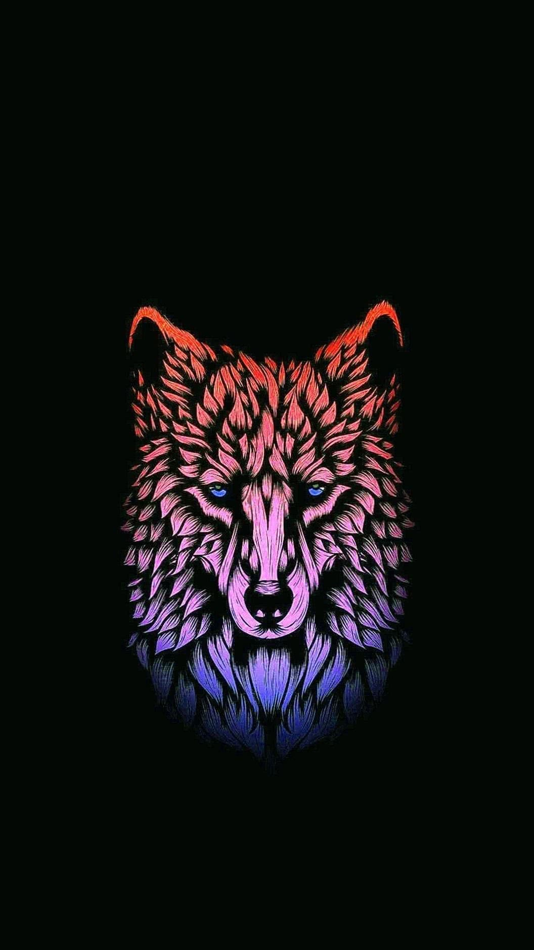 Wolf Amoled Wallpapers