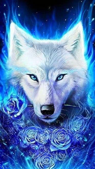 Cool Wolf Wallpaper