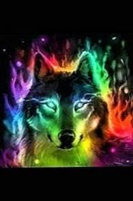 Wolf Color Wallpapers