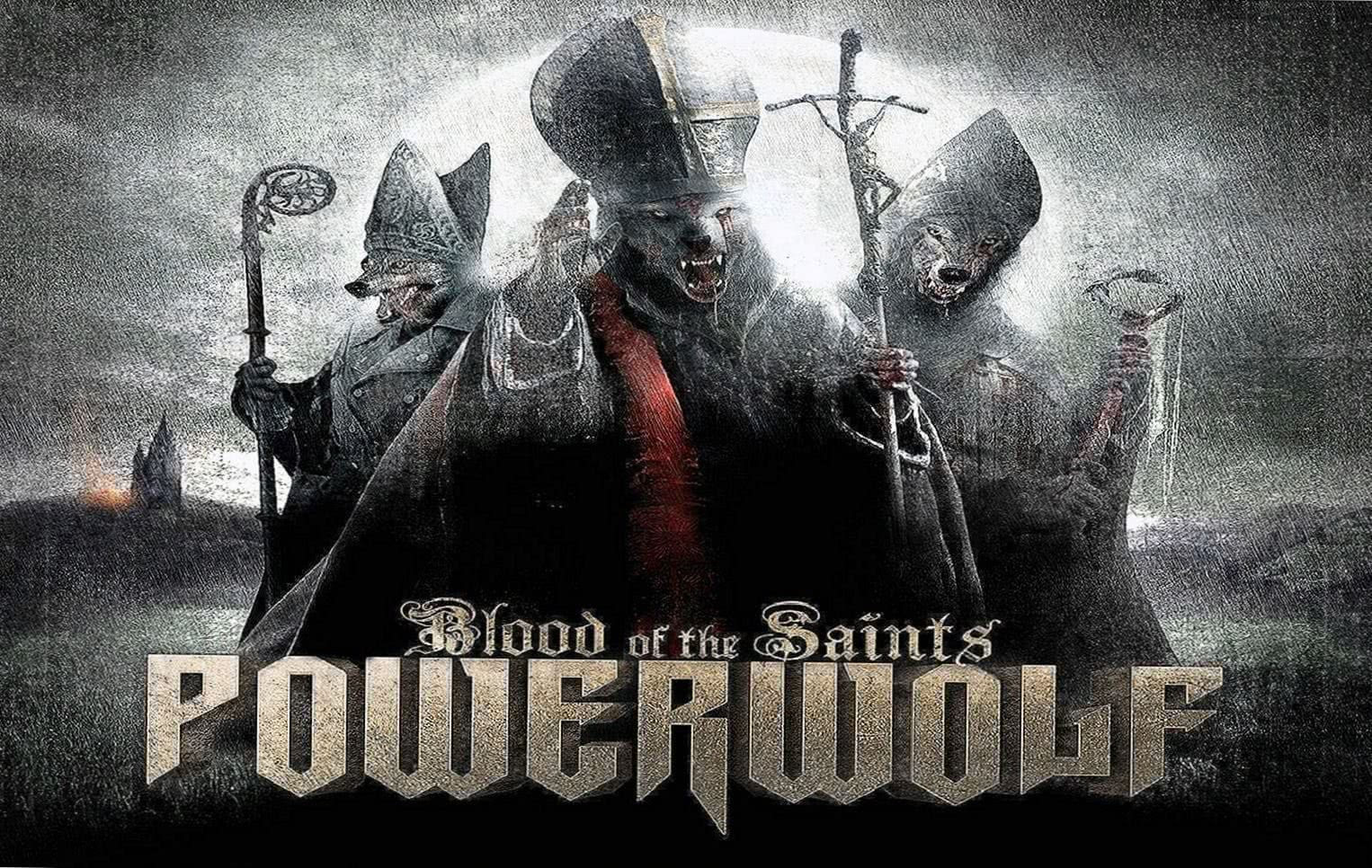 Powerwolf Wallpaper HD