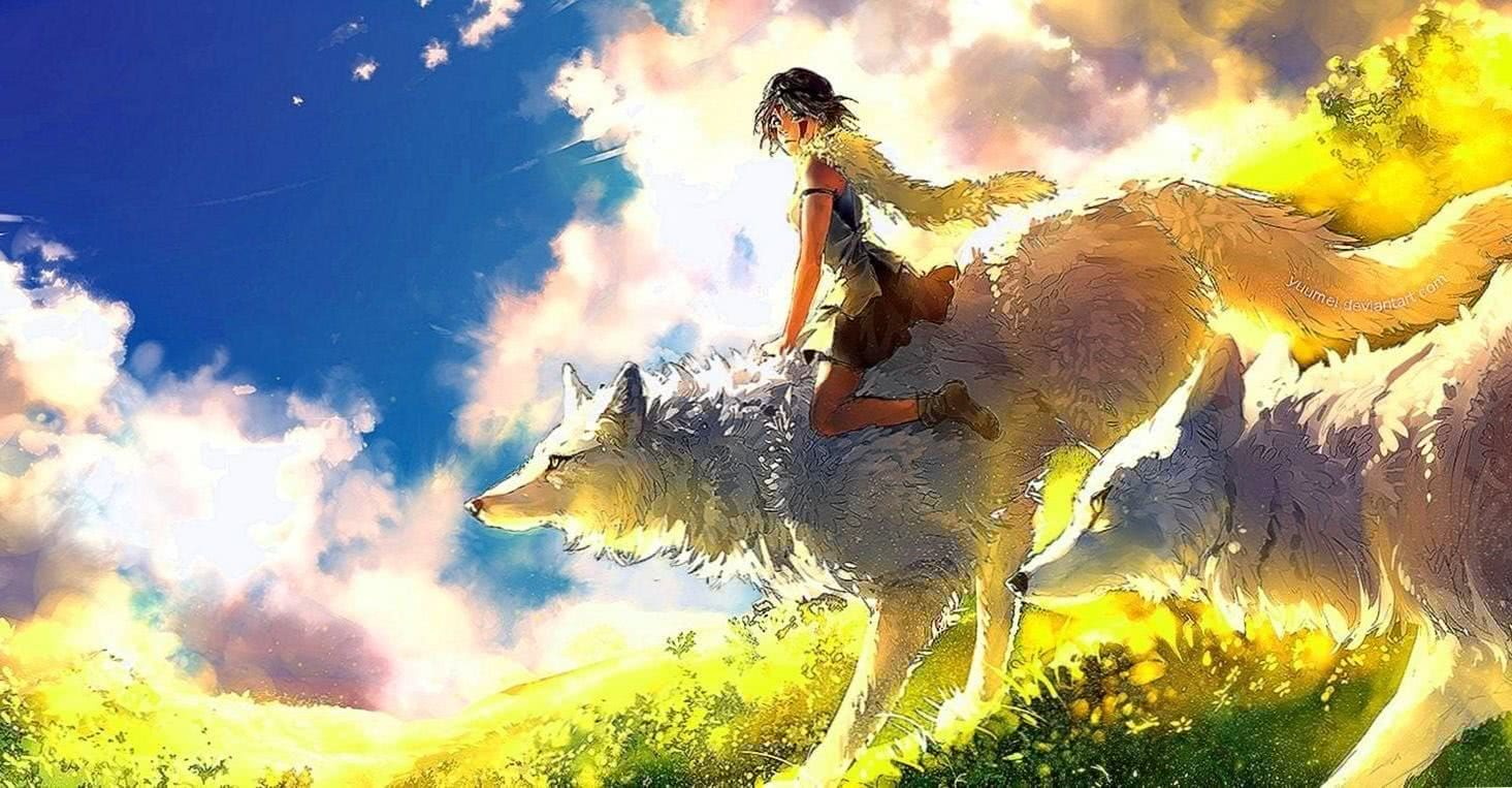 Free Wallpapers Wolf Girl Anime Wolf Wallpapers Pro