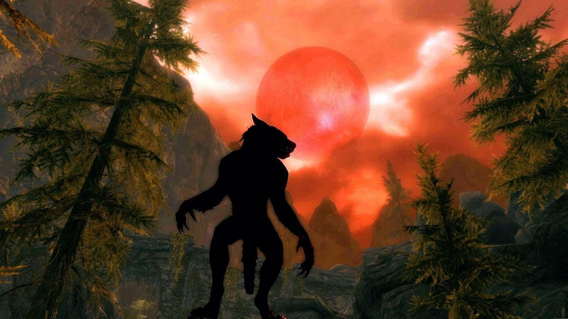 Skyrim Werewolf Wallpapers