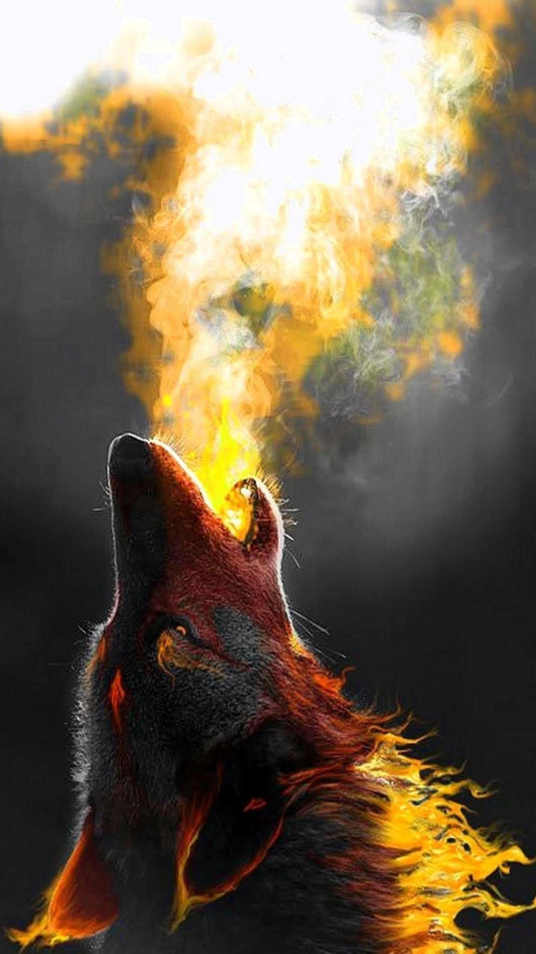 Wolf Spirit Animal Wallpapers