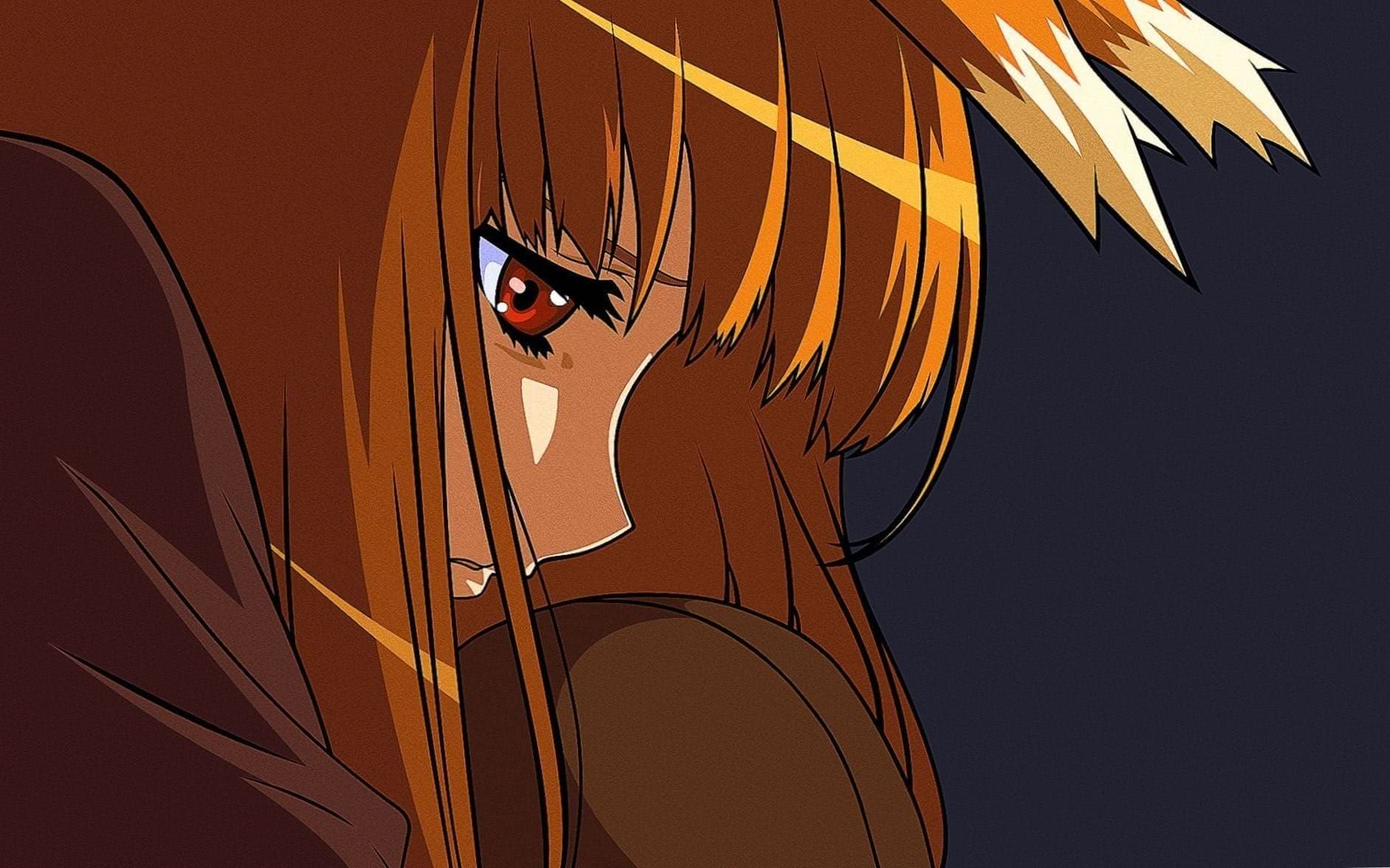 Spice And Wolf Wallpapers Pack