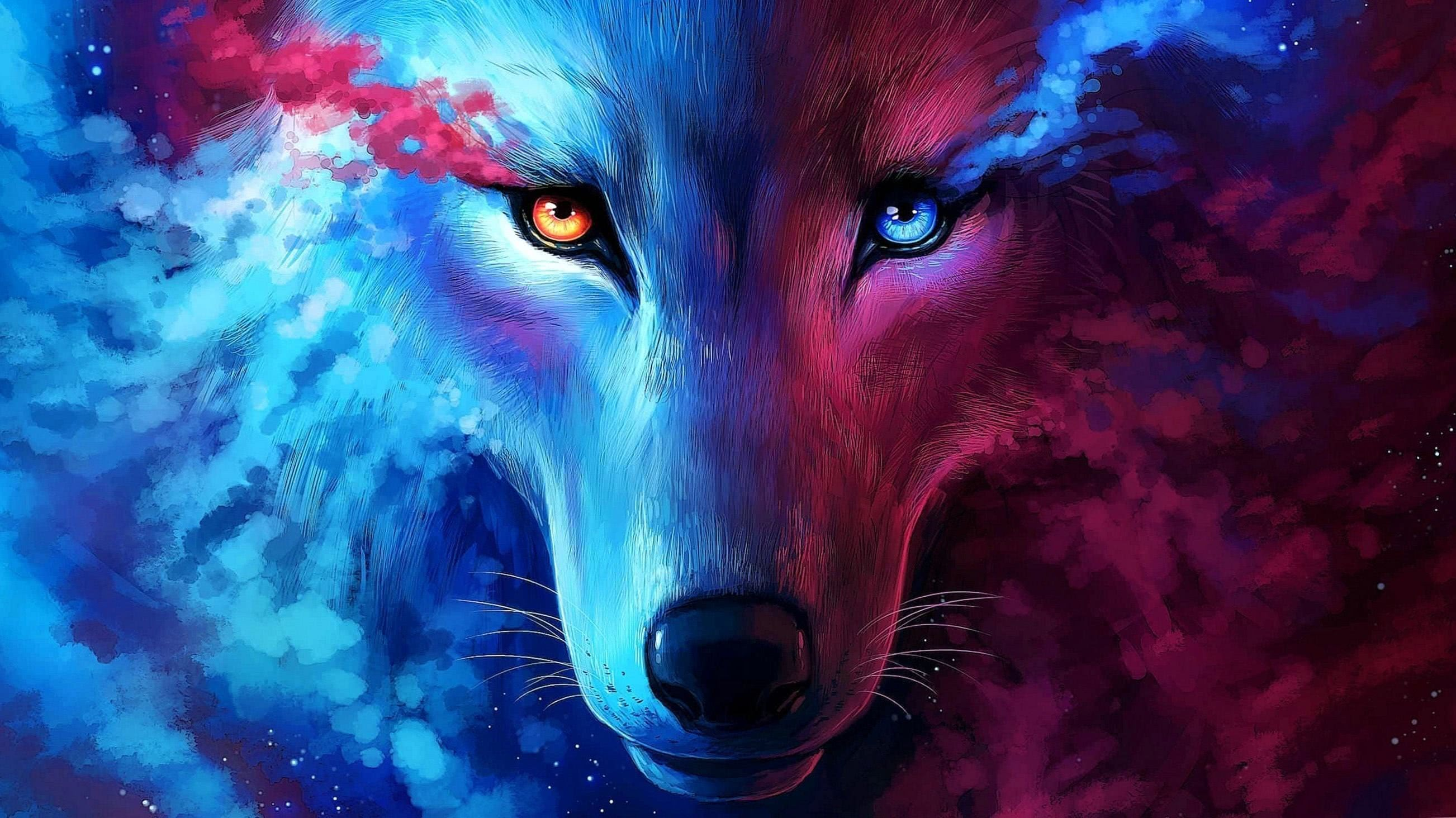 Wolf Wallpapers 2160×3840