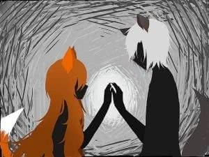 Anime Wolf And Fox Wallpapers