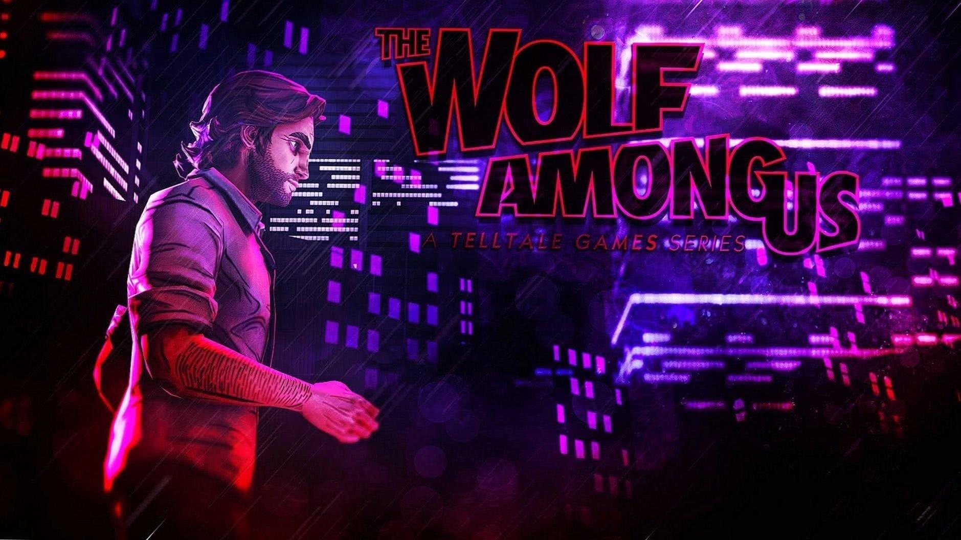 The Wolf Among Us HD Wallpaper