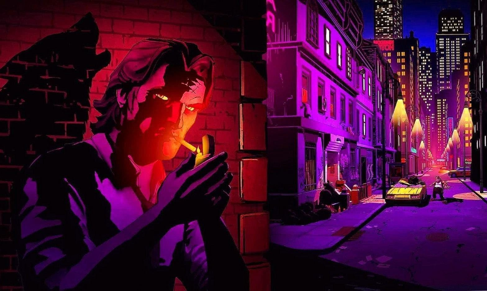 The Wolf Among Us Wallpapers