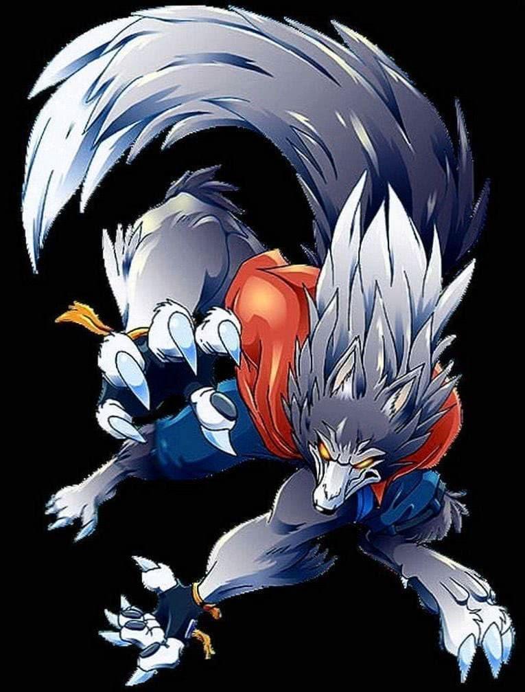 Yugo The Wolf Wallpaper