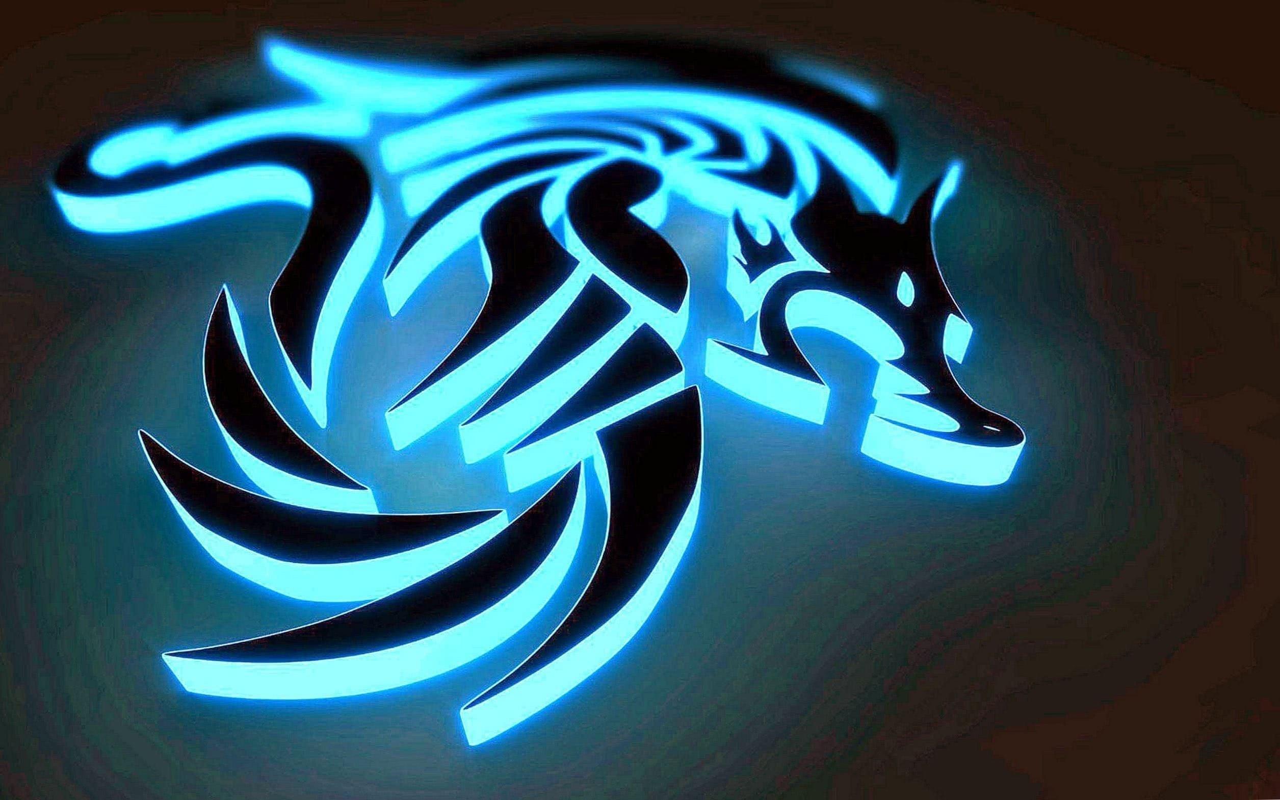 Wolf Tattoo HD Wallpaper