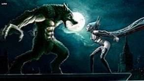 Vampire Vs Werewolf HD Wallpapers