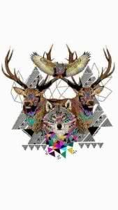 Wolf Wallpapers Hipster