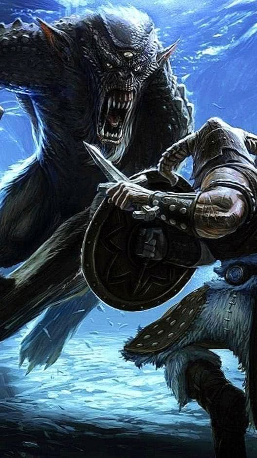 Werewolf Wallpapers For Tablet