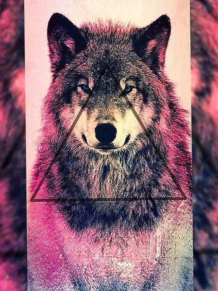 Wolf Wallpaper Blackberry