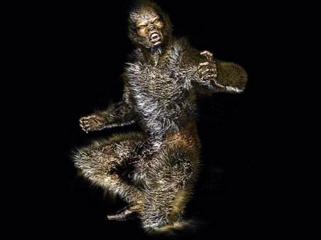 Werewolf Wallpaper 3D