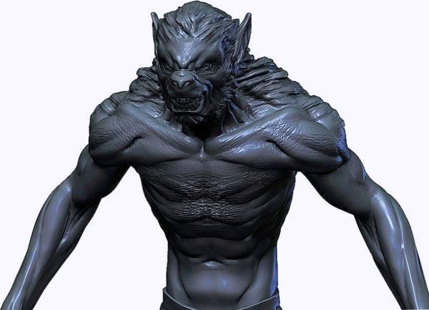 Werewolf Wallpapers 3D
