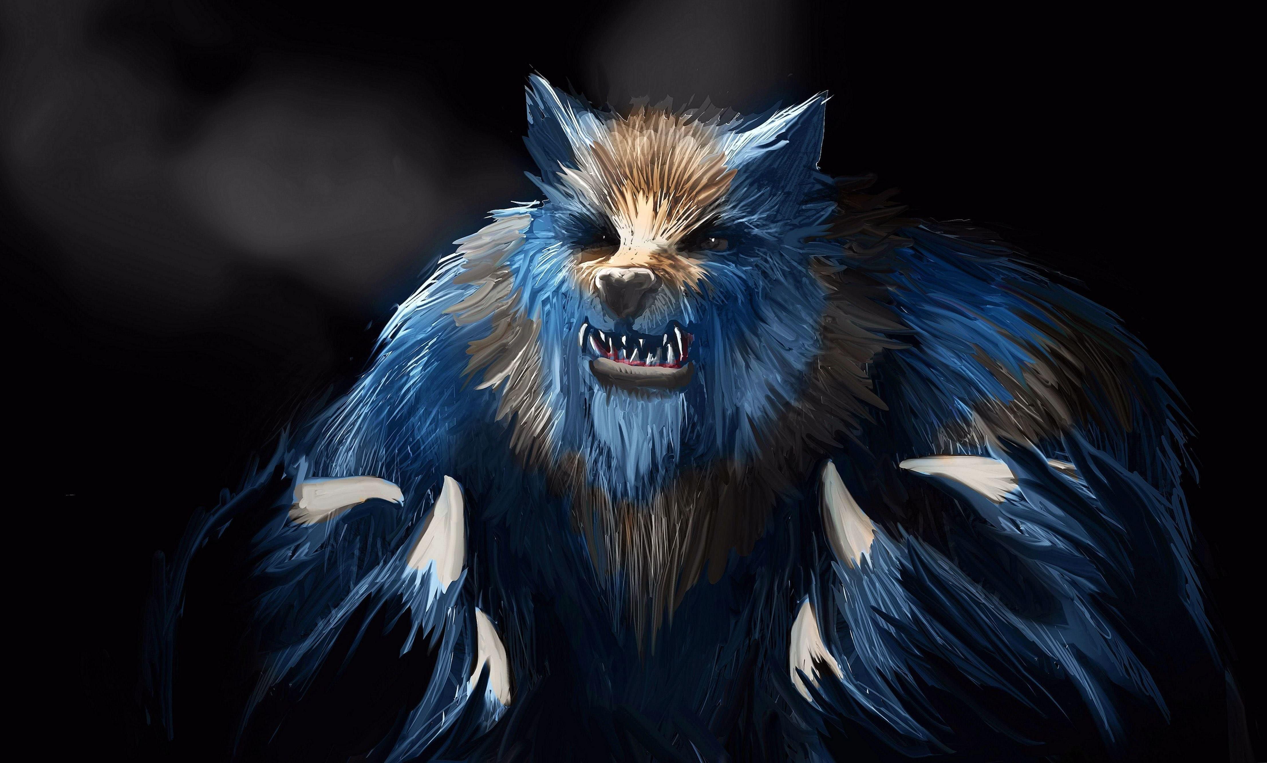 Free Wallpapers 4k Ultra Hd Werewolf Wolf Wallpapers Pro