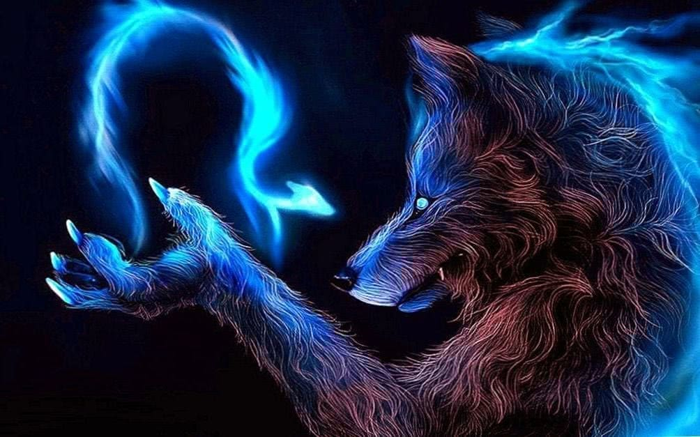 Scary Wolf HD Wallpapers