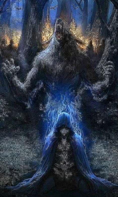 Werewolf Wallpapers iPhone