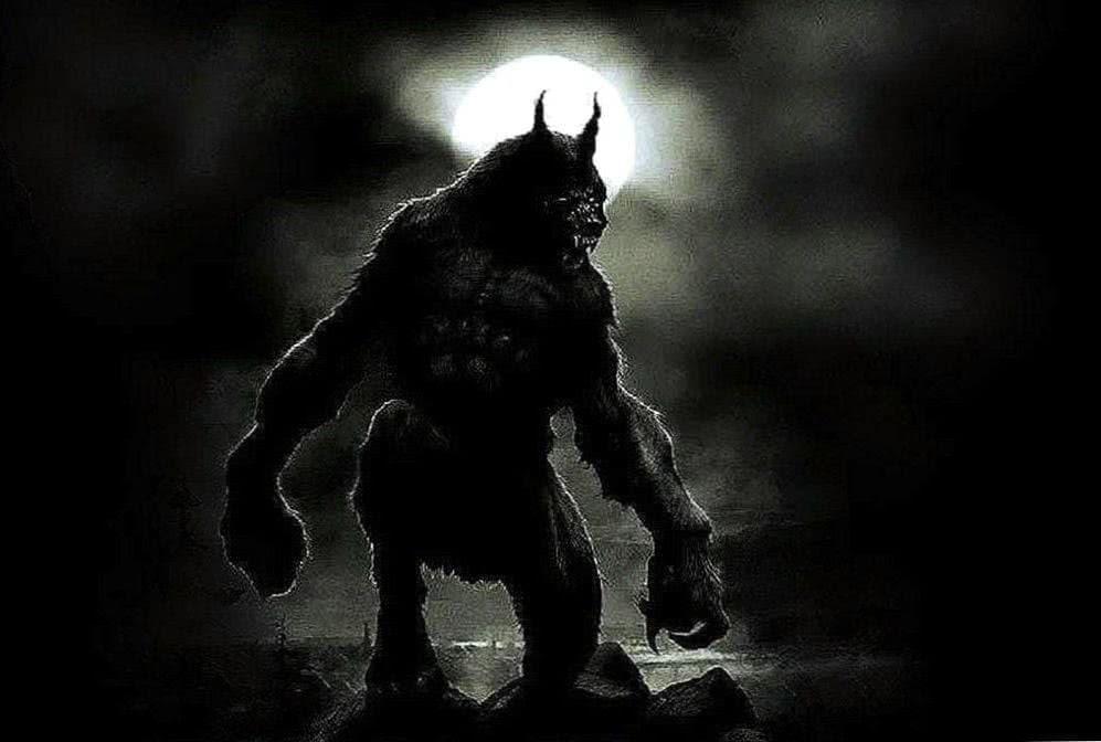 HD Wallpapers Of Werewolf
