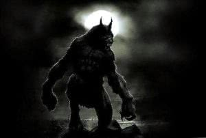 Black Werewolf HD Wallpapers