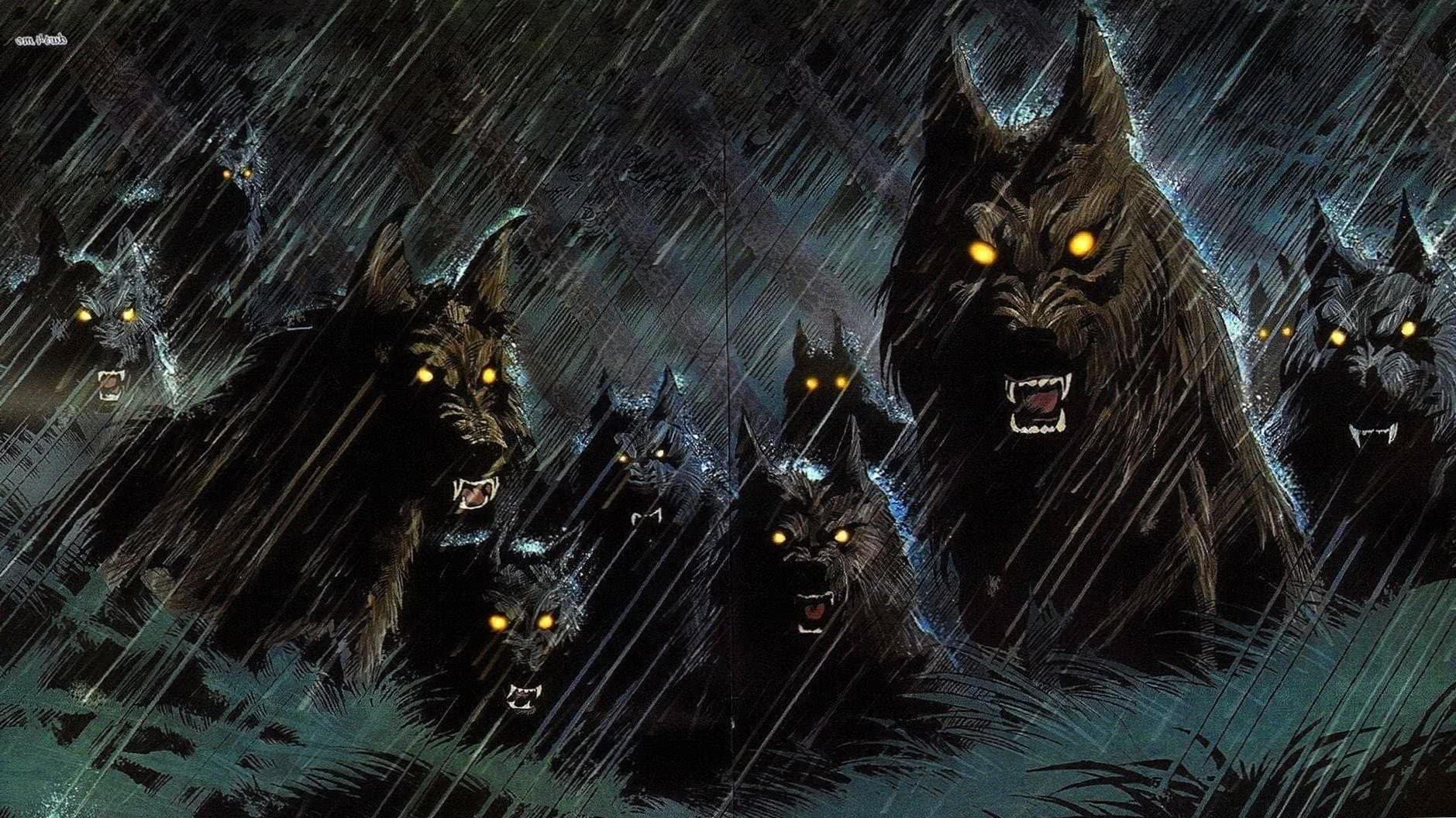 Werewolf HD Mobile Wallpaper