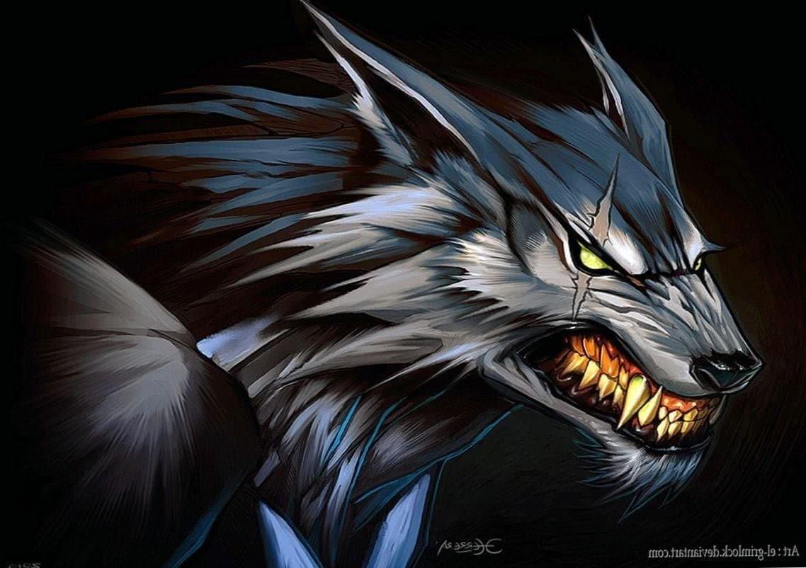 Anime Werewolf Wallpapers