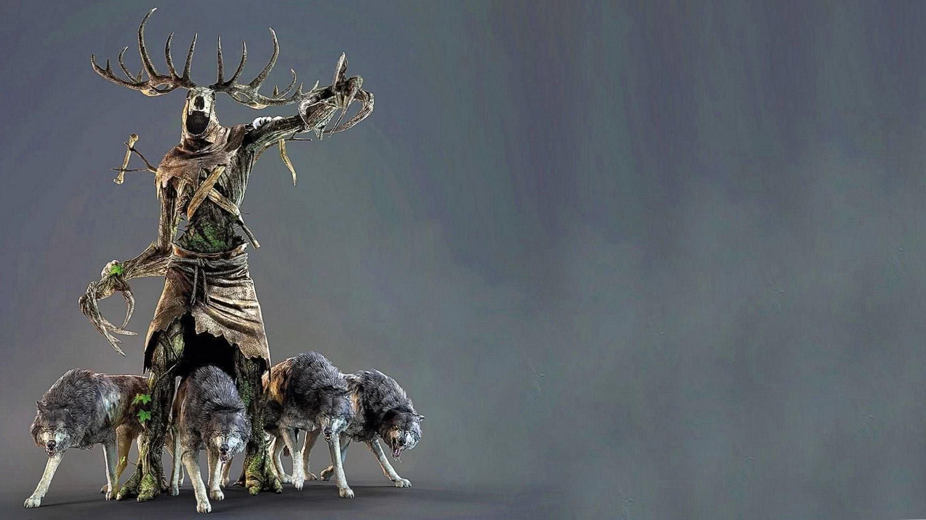 Wolf Monster Wallpaper