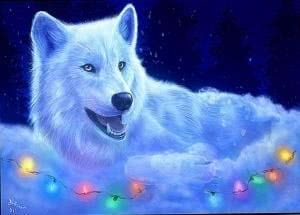 Wolf Wallpapers Christmas