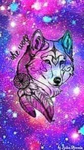 Kawaii Wolf Wallpapers