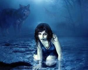 Wolf Girl Wallpapers