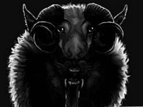 Wallpapers Wolf Sheep