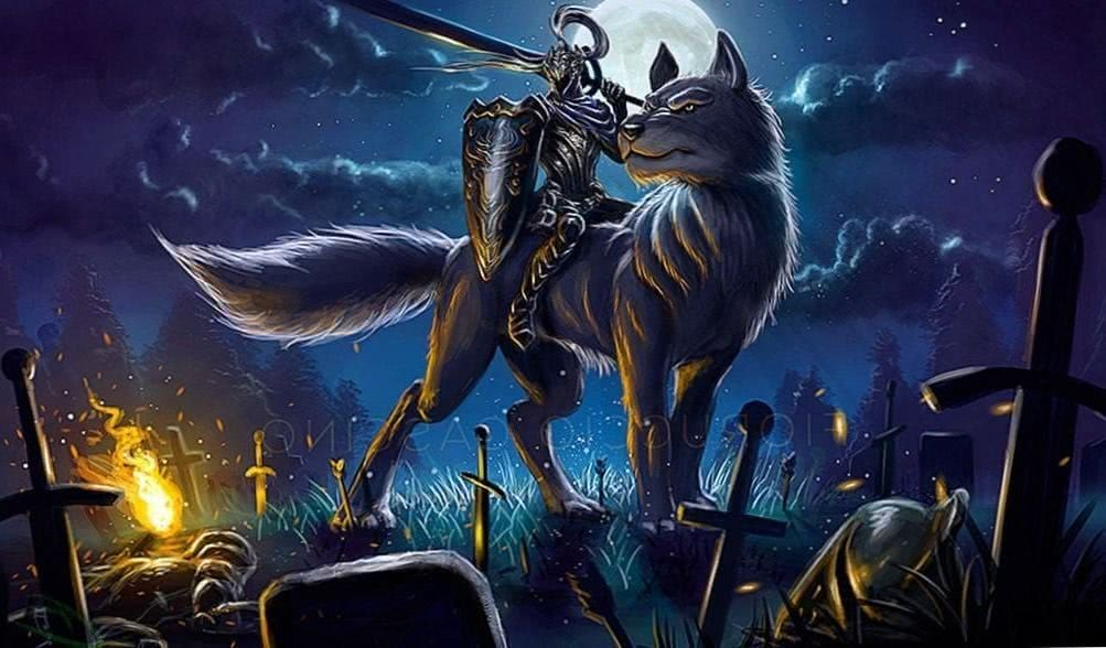 Wolf Wallpapers Knight