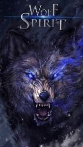 Animated Wolf Wallpapers For Android