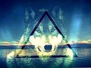 Wolf Triangle Wallpapers