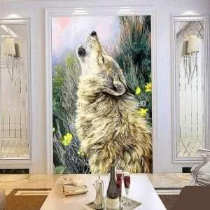 Wolf Wallpapers For Rooms