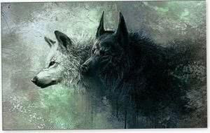 HD Wallpapers Widescreen Wolf