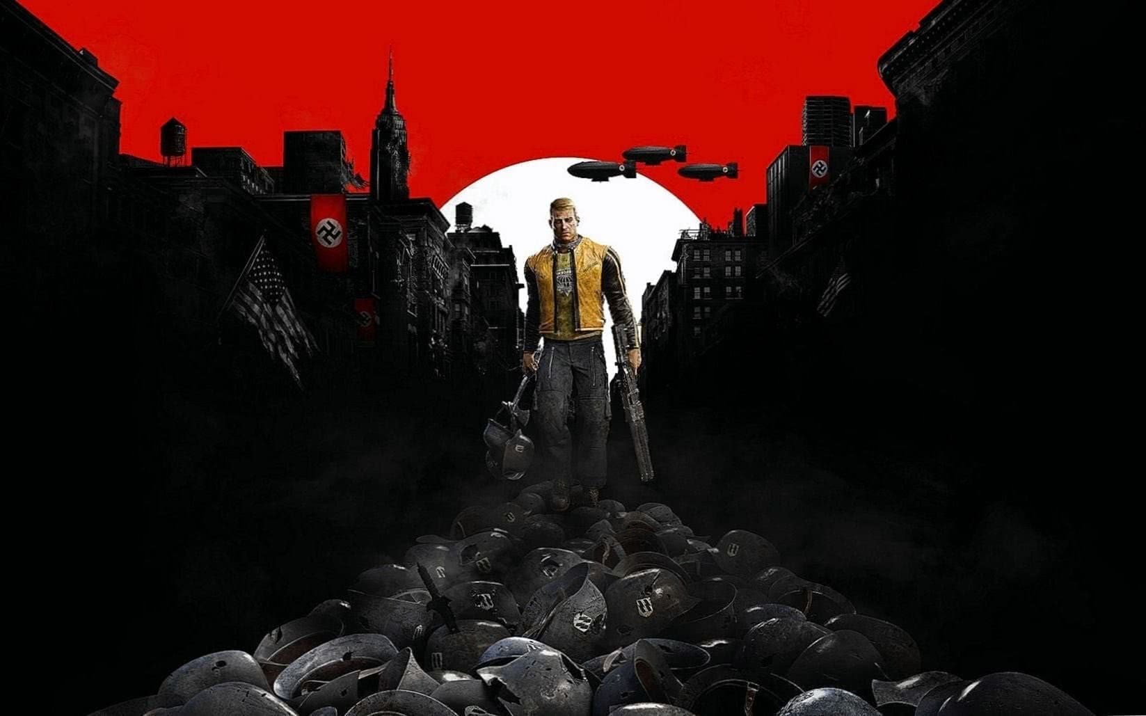 Wolfenstein 4K Wallpapers
