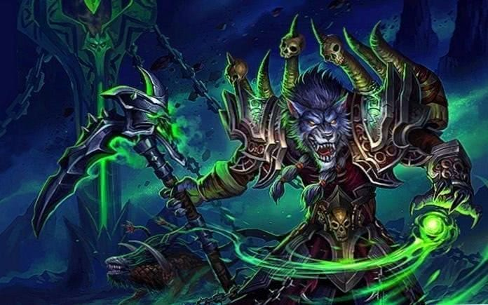 Warcraft Werewolf Wallpaper