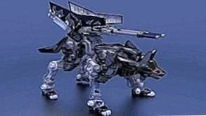 Zoids Command Wolf Wallpapers